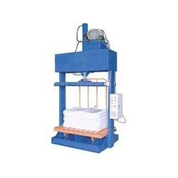 Automatic Hydraulic Baling Press