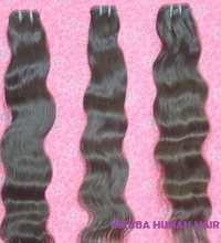 wavy hairs