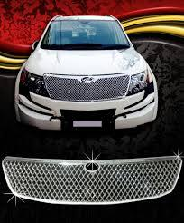 Front Grill Chrome