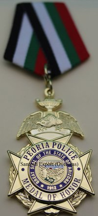 Gallantry Mini Medal