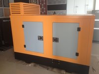 Diesel Generator Acoustic Enclosure
