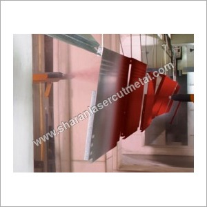 Metal Powder Coating Services