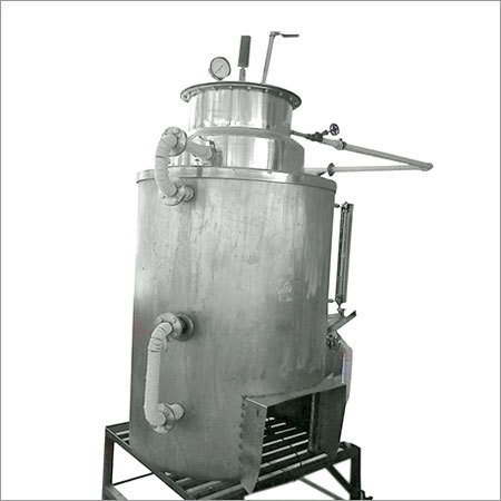 Steam Cooking SS Boiler