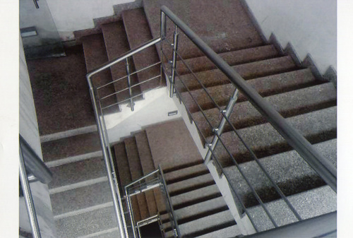 SS Steel Staircase