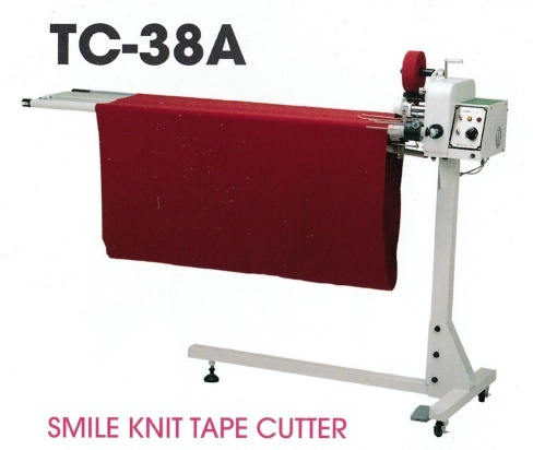 Smile Knit Tape Cutter