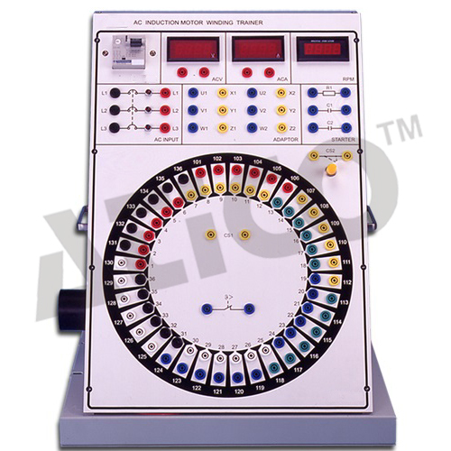 AC Induction Motor Winding Trainer