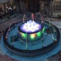 Decorative Musical Fountains