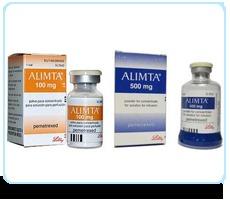 ALIMTA Injection 100mg or 500mg