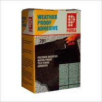 Weather Proof Adhesive
