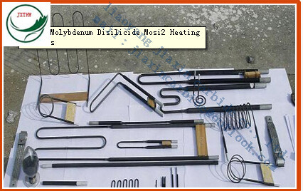 Moly-D Molybdenum Disilicide Heating Elements