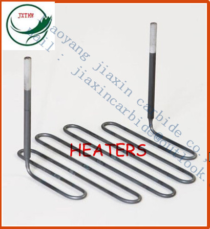 Multi-shank Torch Furnace molybdenum disilicide heating element