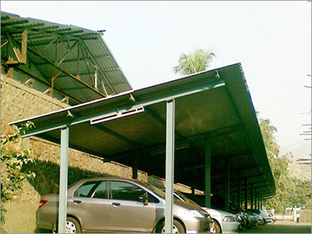 Industrial Sheds Fabrication Services