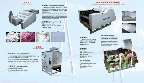 quilting machinery