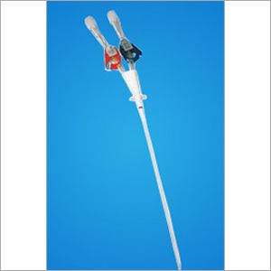 Double Lumen Catheter
