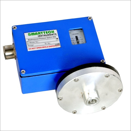 Weatherproof Low Range Pressure Switch