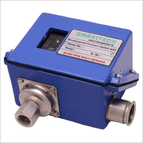 Wp Adjustable Differential Pressure Switch