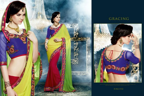 Saree for wedding online