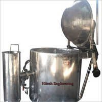 Circular Tilting Fryer