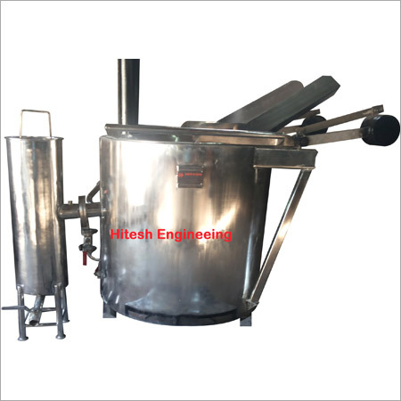 Circular Deep Fryer