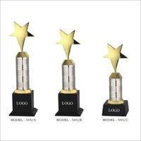 Bronze Trophies
