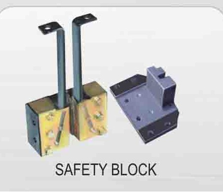 Elevator Safety Block