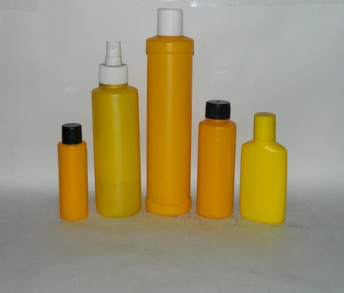 Car Polish Plastic Bottles