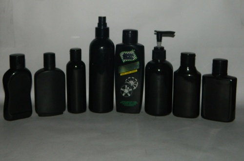 Car Polish Bottles
