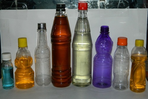 Soft Drinks Plastic Bottles