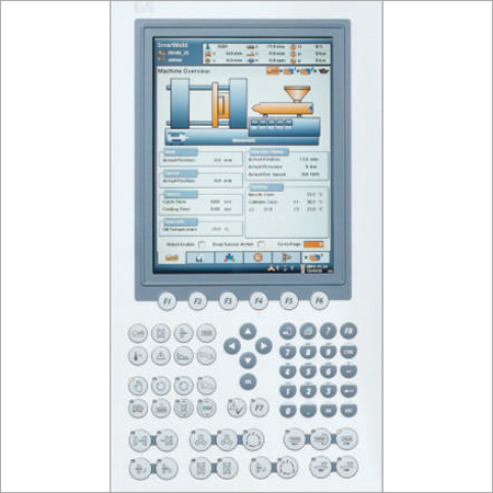 Injection Moulding Controls Screen
