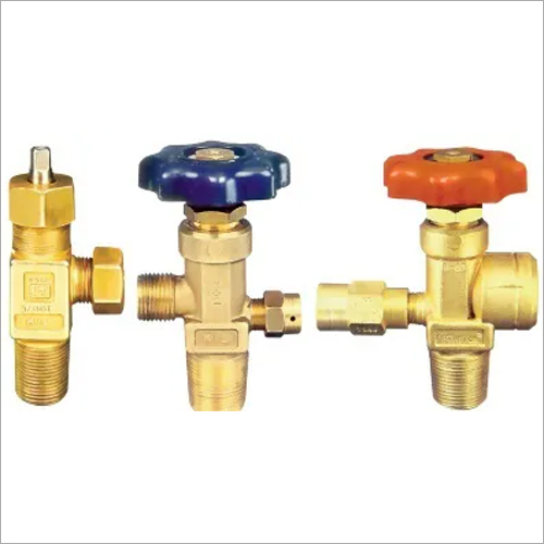 Industrial Gas Valves