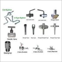 Pressure Gauge Accessories