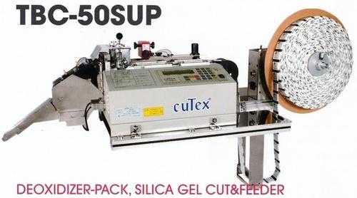 Deoxidizer-Pack Silica Gel Cut & Feeder