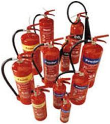 UL Listed Fire Extinguishers
