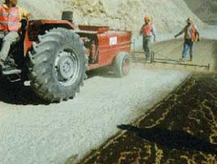 Dust Suppression Chemicals