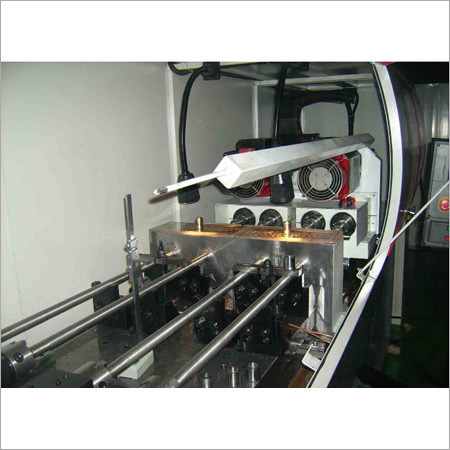 CNC Magnetic-Stand Drilling Machine