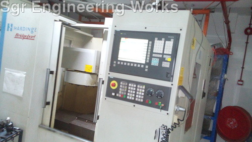 Heavy Duty Vertical Machining Center