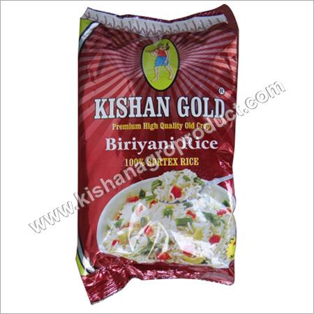 Kishan Gold 25Kg Biryani Rice
