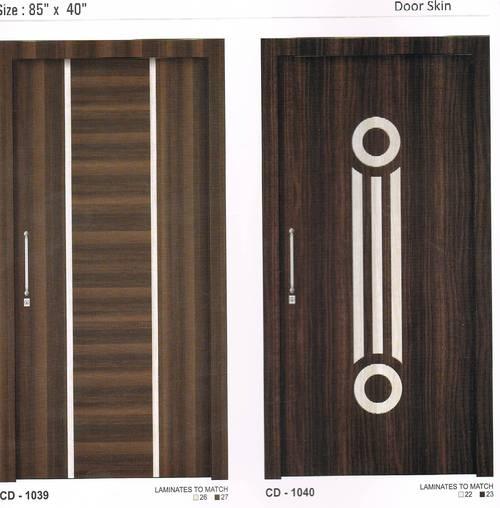 Decorative Laminate's Door Skin