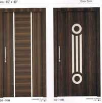 Decorative Laminate's Door Skin