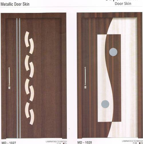 Laminate's Door Skin