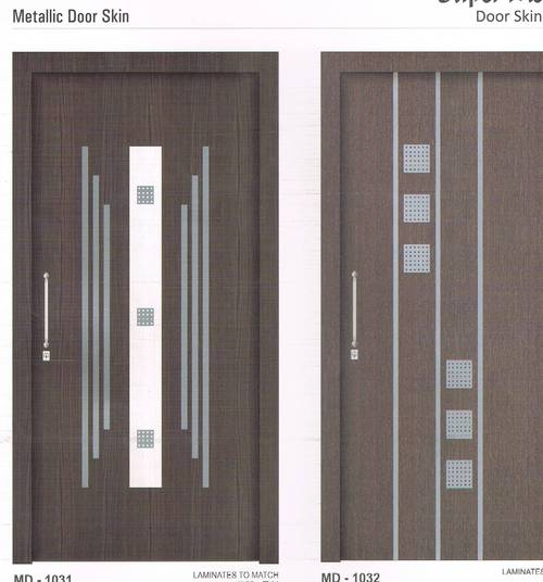 Sunmica Door