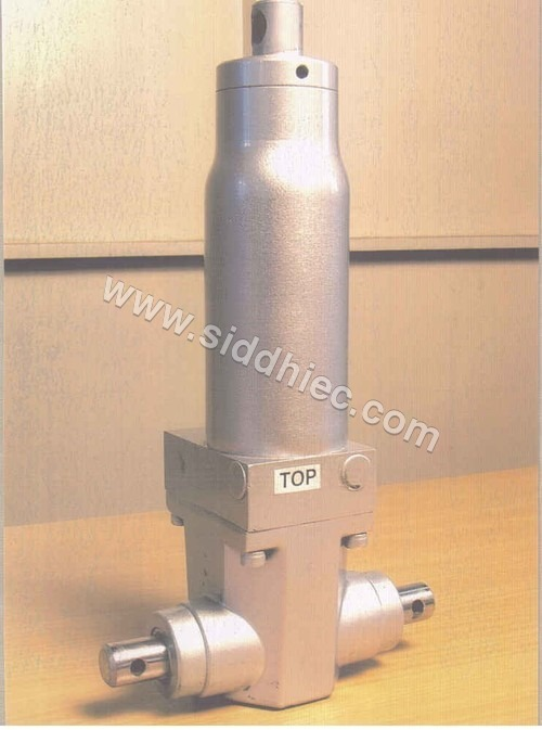 Hydraulic Actuator for Medical Application
