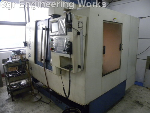 Used VMC Machine