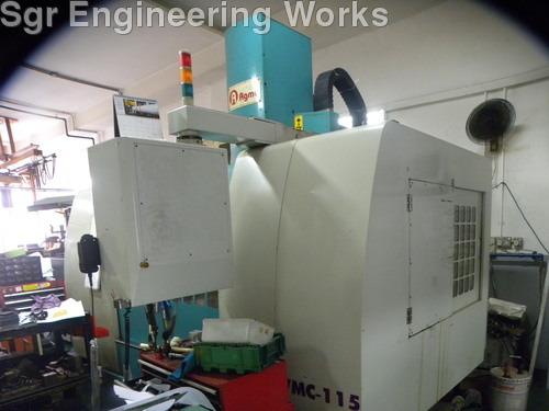 Industrial VMC Machine
