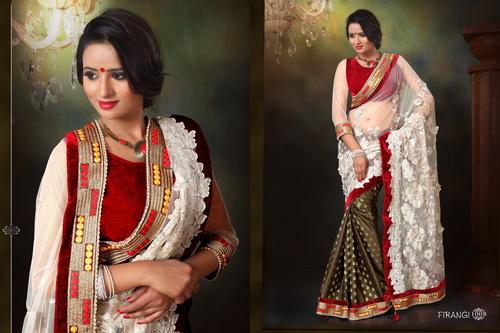 Designer Saree for Marriage