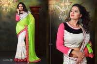 Designer Chiffon Saree