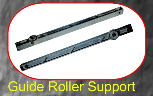 Plastic Guide Roller Support