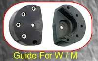 Plastic Guide For W M