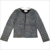Triangle Print Jackets