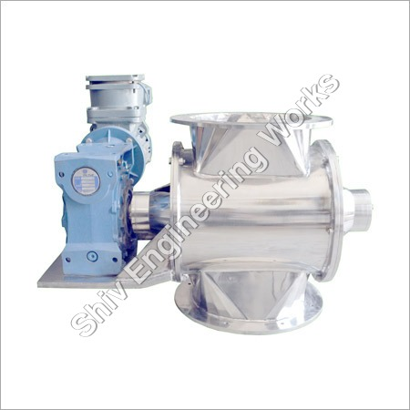 Stainless Steel Rotary Airlock Valves